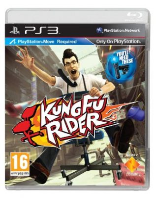 Kung Fu Riders - Move Compatible (PS3) Prudhoe Game Shop