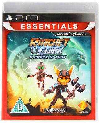 Ratchet & Clank A Crack in Time Essentials (PS3)