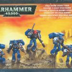 Space Marine Assault Squad Old Style (NEW)