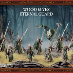 WOOD ELVES ETERNAL GUARD (NEW)