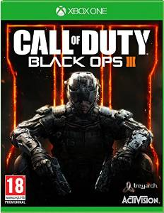 Call of Duty Black OPs III (3) XBOX ONE Prudhoe