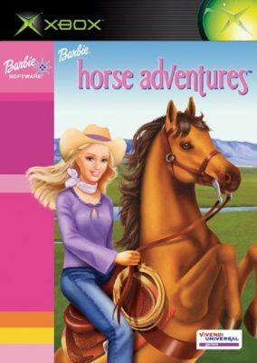 (Original Xbox) Barbie Horse Adventure