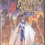 Phantasy Star 2 (Megadrive) (Japanese)