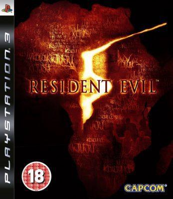 Resident Evil 5 (PS3)