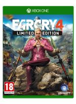 Far Cry 4 Limited Edition (Xbox One)