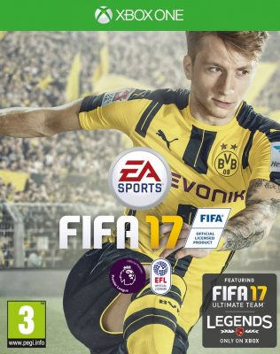 FIFA 17 (Xbox One) Game Shop Prudhoe