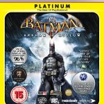 Batman Arkham Asylum Platinum (PS3)