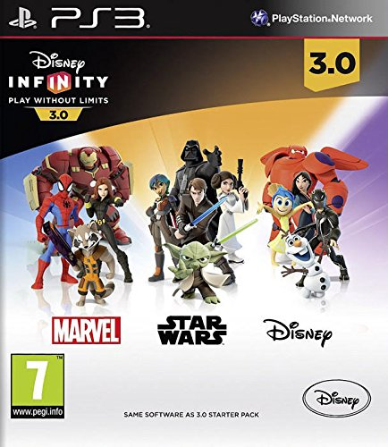 infinity 3 0. disney infinity 3 0 software standalone (ps3) s