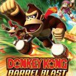 Donkey Kong Jet Race aka Barrel Blast (Wii)