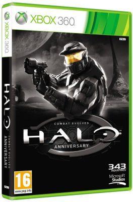 Halo Anniversary (Xbox 360)