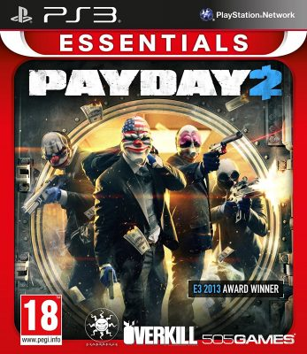 Payday 2 Essentials (PS3)