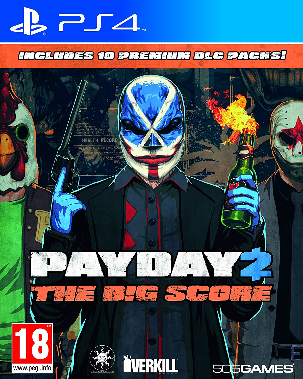 PAYDAY 2 | Steam Trading Cards Wiki | Fandom