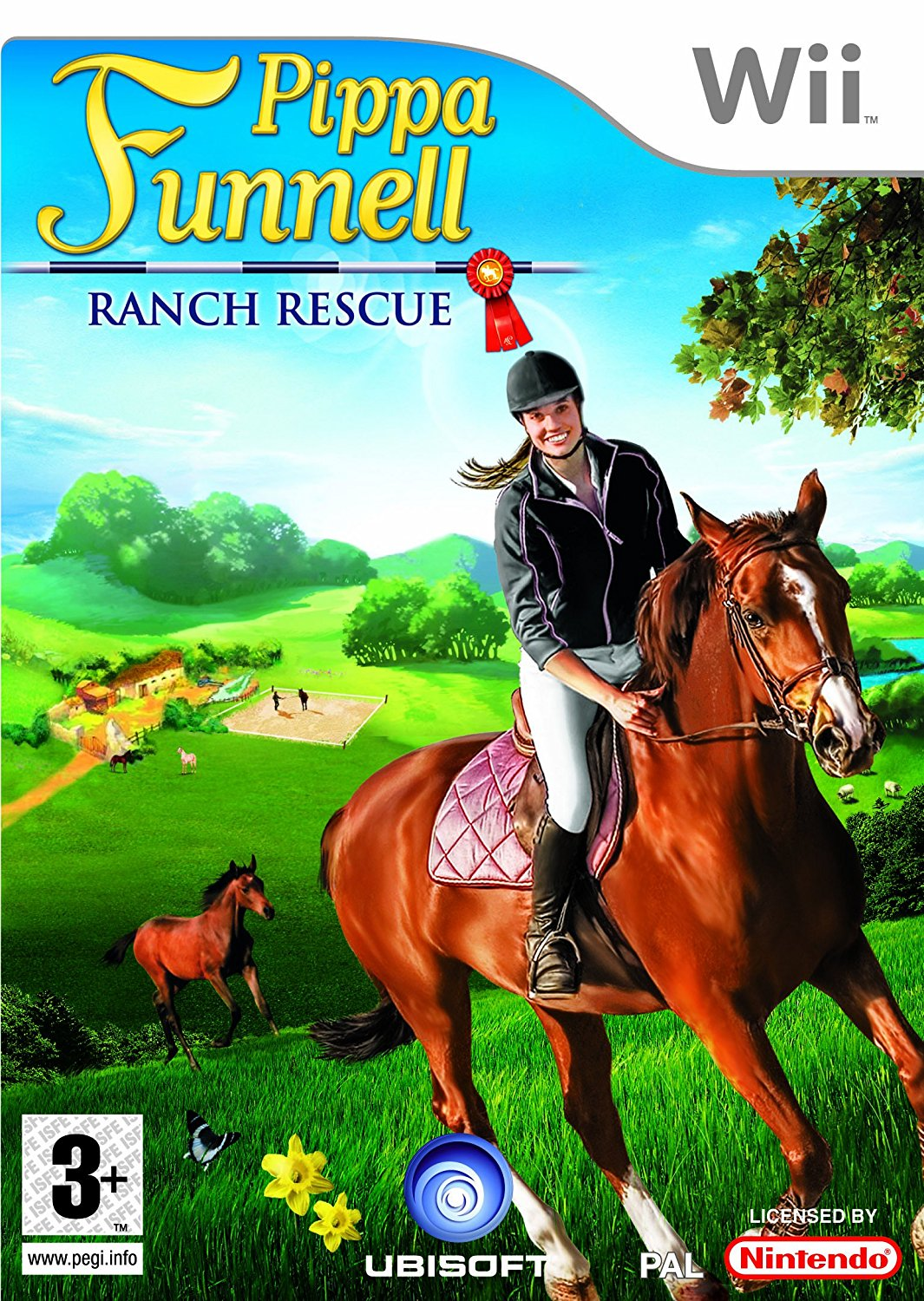 Pippa Funnell Ranch Rescue Wii Game Shop Prudhoe