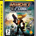 Ratchet & Clank Tools Of Destruction Platinum (PS3)