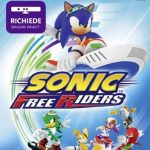 Sonic Free Riders Kinect Required Not Supplied (Xbox 360)