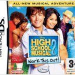 High School Musical 2 (Nintendo DS)