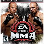 MMA EA Sports (PS3)