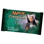 Magic the Gathering (Magic MTG) Conspiracy Booster Pack