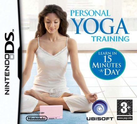 Personal Yoga Training (Nintendo DS)