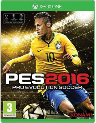 Pro Evolution Soccer 2016 (XBOX ONE)