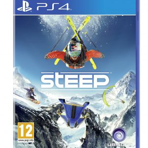 Steep Extreme Sports Game (PS4)