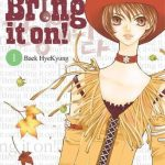 Bring It On Vol 1 (Manga)