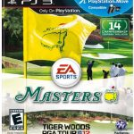 Masters Tiger Woods PGA Tour 12 Move Compatible (PS3)