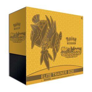 Pokemon Sun and Moon Guardians Rising Elite Trainer Box (Pokemon)
