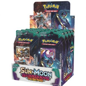 Sun and Moon Guardians Rising Theme Deck (Pokemon)