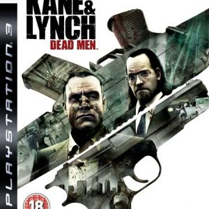 Kane & Lynch Dead Men (PS3)