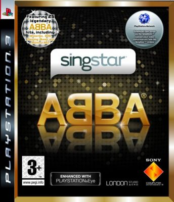 SingStar ABBA (PS3)