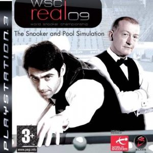 WSC Real 09 World Snooker Championship (PS3)