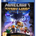 Minecraft Story Mode (PS4)