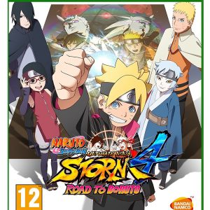 Naruto Ultimate Ninja Storm 4 Road to B (Xbox One)