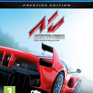 Assetto Corsa Prestige Edition (PS4)