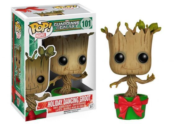 Holiday Dancing Groot #101 (Guardians of the Galaxy)