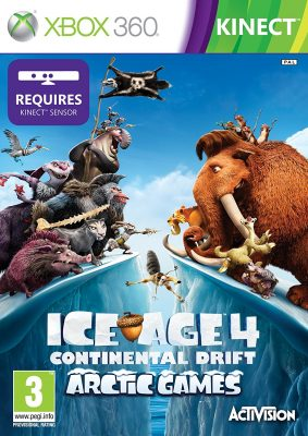 Ice Age Continental Drift (Xbox 360)