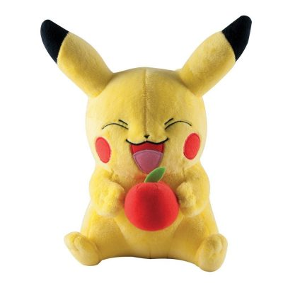 Pokemon Pikachu with Apple Plush