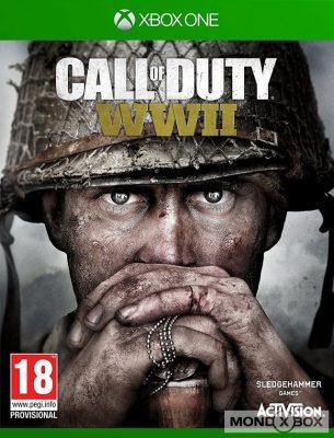 Call Of Duty WWII COD World War 2