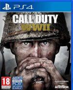 Call of Duty WWII COD World War 2 ps4
