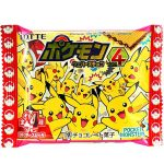 LOTTE Pokemon Wafer Chocolate with a Sticker 23g