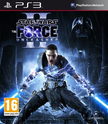 Star Wars The Force Unleashed II (PS3)