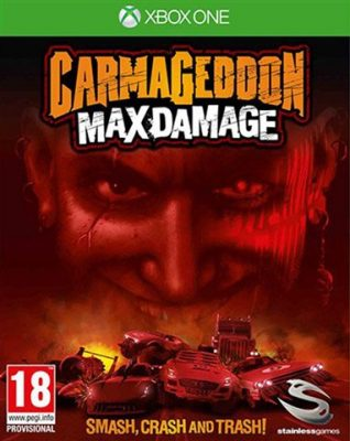 Carmageddon Max Damage (Xbox One)