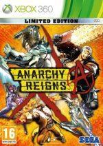 Anarchy Reigns (Xbox 360)