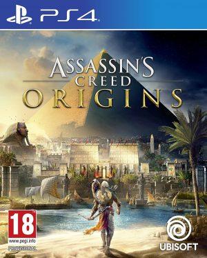 Assassins Creed Origins (PS4)