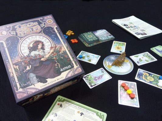 Dance of the Fireflies Card Game Contents