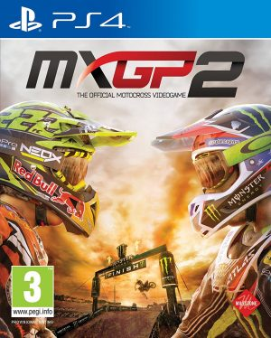 MXGP2 The Official Motocross Videogame (PS4)