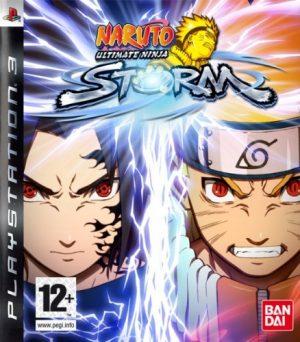 Naruto Ultimate Ninja Storm (PS3)