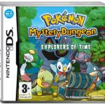 Pokemon Mystery Dungeon Explorers of Time (Nintendo DS)