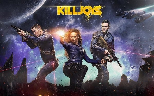 Killjoys Tamsen McDonough Interview